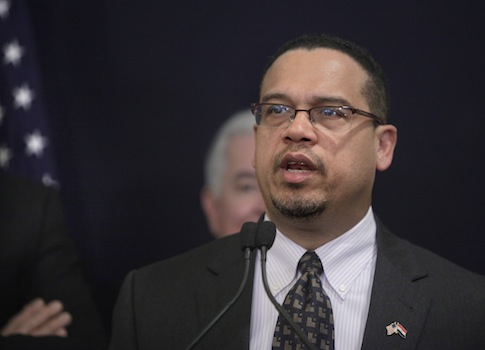 Rep. Keith Ellison / AP