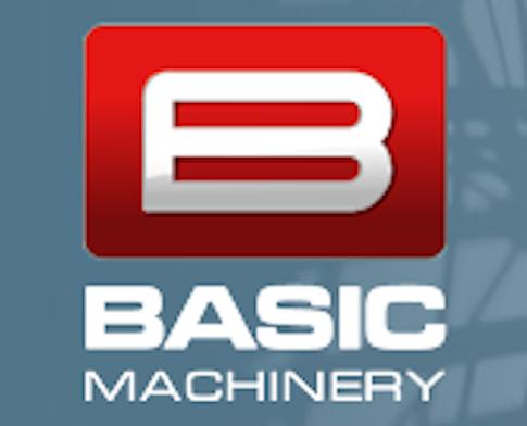 Basic Machinery logo