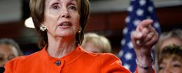 Nancy Pelosi / AP