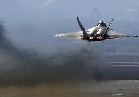 U.S. F-22 / AP