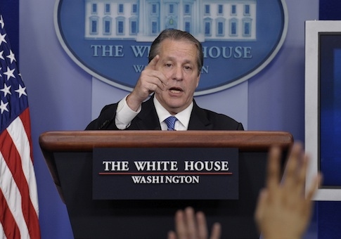 White House National Economic Council Chairman Gene Sperling / AP