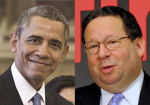 Barack Obama, David Cohen