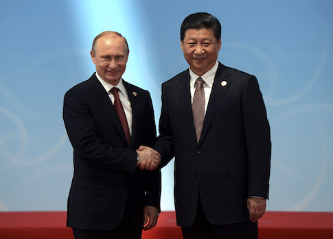 China Throws Lifeline to Russia Amid Economic Crisis
