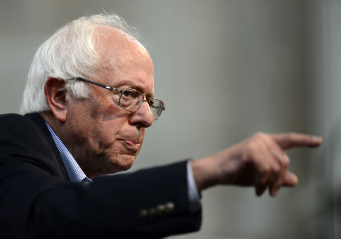 Bernie Sanders / AP