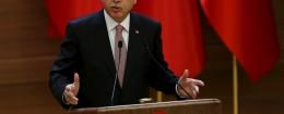 Turkish President Recep Tayyip Erdogan / Reuters