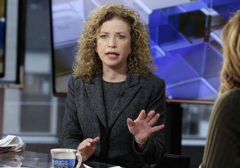 DNC Chair Debbie Wasserman Schultz / AP