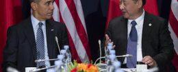 Barack Obama, Xi Jinping