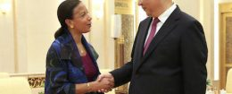 Susan Rice, Xi Jinping