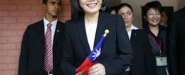 Taiwanese President Tsai Ing-wen / AP