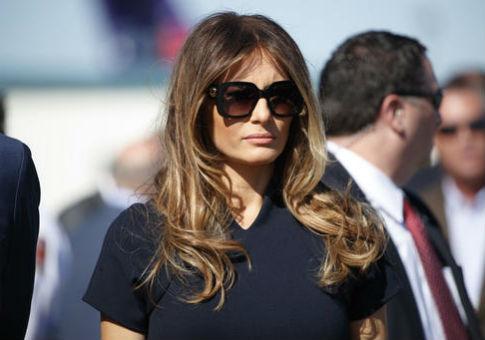 Melania Trump / AP