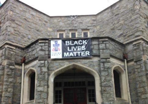 Takoma Park Presbyterian Church / Blake Seitz