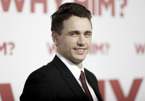 James Franco / AP