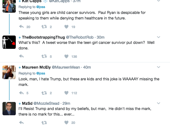 Director Joss Whedon inadvertently trolls cancer survivors
