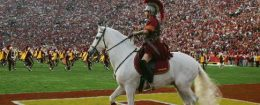The USC Trojans horse Traveler