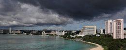The American territory of Guam