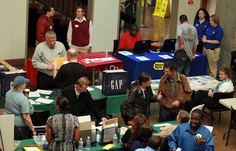 Regulator Goes After Job Fairs for Age Discrimination