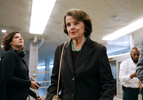 Sexual Misconduct Allegations Hamstring Campaign to Oust Feinstein