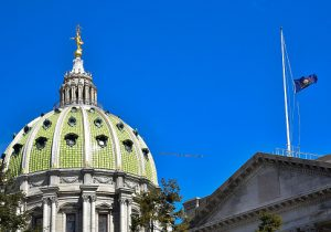 The Pennsylvania State Capitol Building