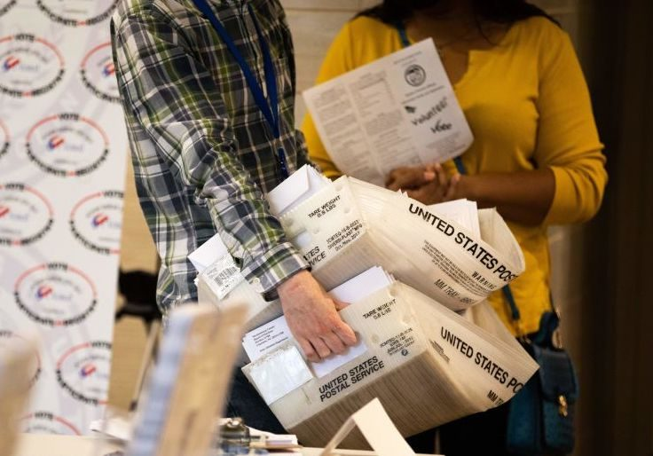 Minnesota Sued Over Mail-In Ballot Ruling