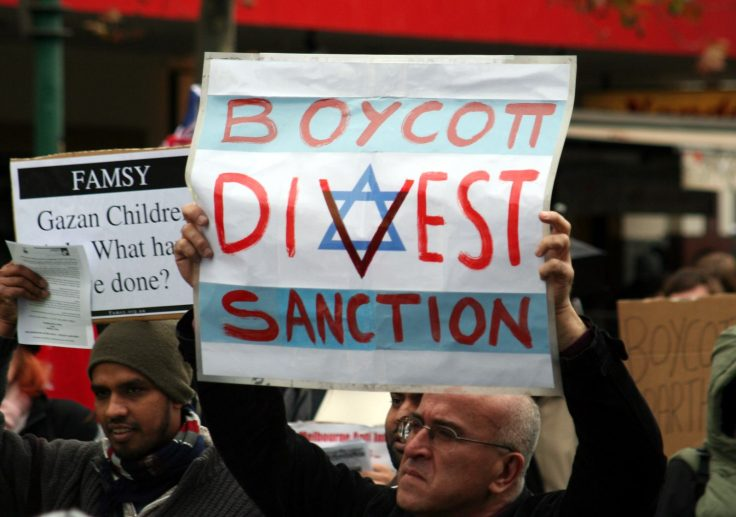 ACLU Becomes Top Legal Defender of Anti-Semitic BDS Campaign